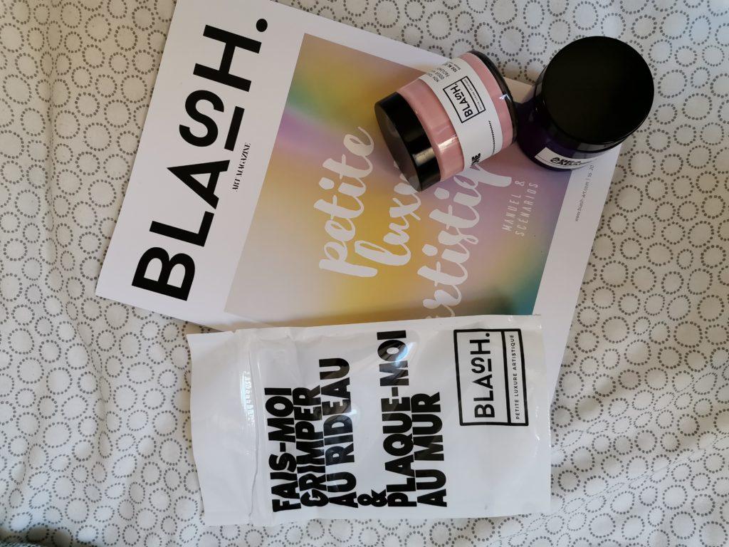 kit blash et peintures