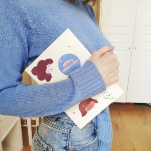 stickers lama sharmant feminist vibes